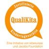 Die KiTa Sunneschii wird mit dem Quali-KiTa Label zertifiziert